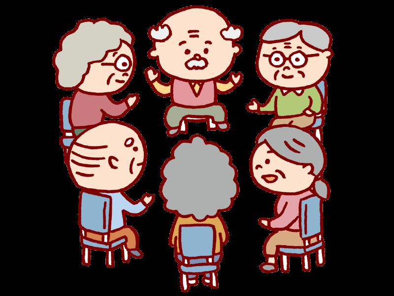 介護保険に関する相談や要介護認定の申請代行を行っています。